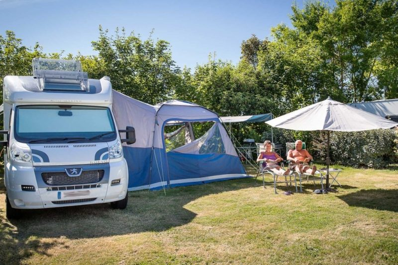 emplacements camping la capricieuse
